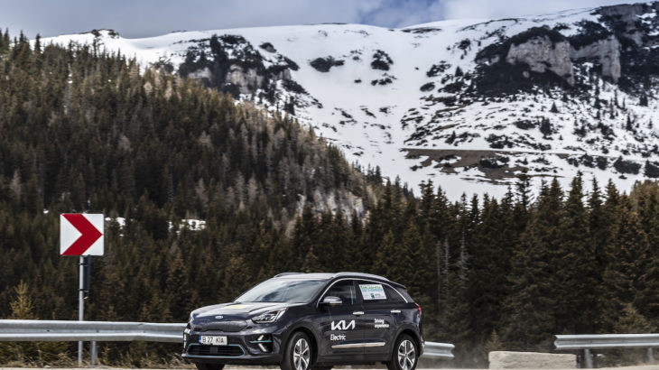 KIA e-Niro a câștigat Premiul de Popularitate al Best Electric Car in Romania 2021